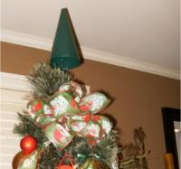 Tree Topper Holder Style 1